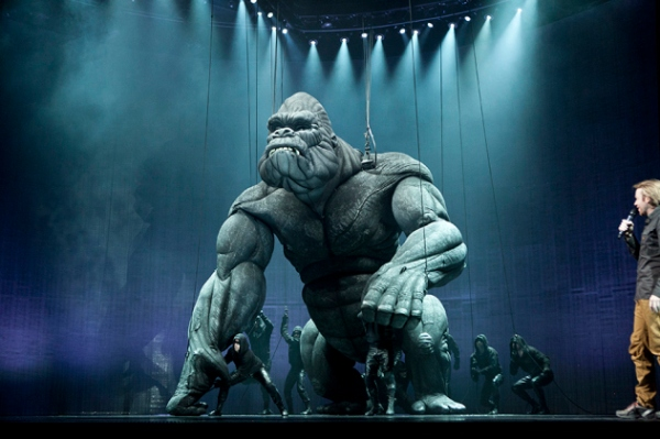 First Look At King Kong The Musical The Gutter Trash