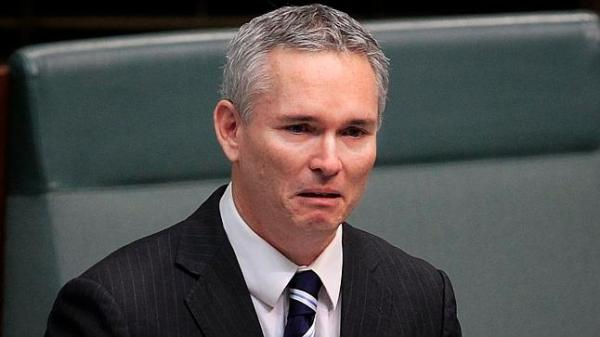 Craig Thomson denies any wrongdoing in Parliament
