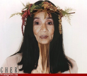 One Hit Wonder Cher Once A Peace Activist Now Promotes
