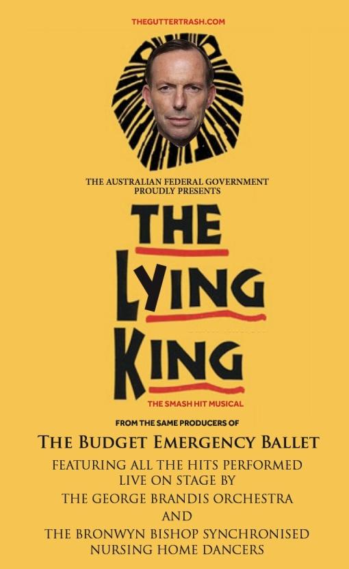The lying king2
