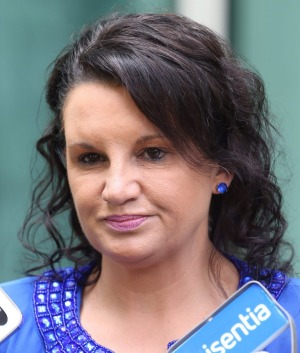Jacqui Lambie: Facing legal action