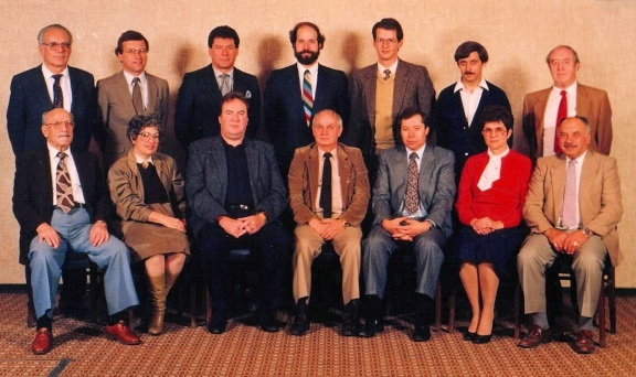 1980's BJ Board Of Directors