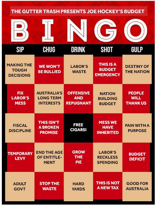 budget-bingo