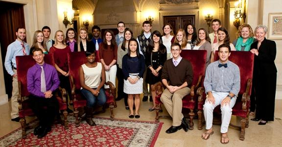 SRU Student Government 2012-13